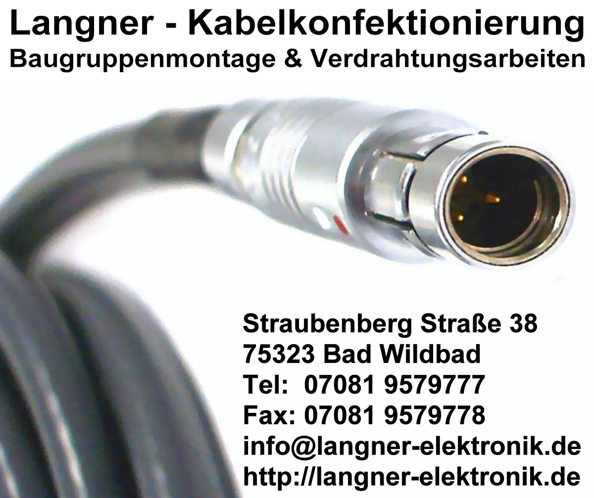 Automotive Kabelkonfektion